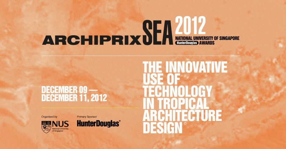 Juara 2 Architectural Design – ArchiPrix SEA 2012