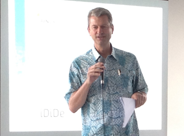 Mr. Brad Armstrong, Minister Counselor from Australian Embassy