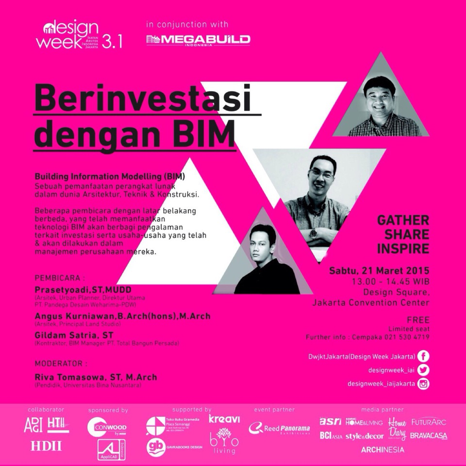 International Design Collaboration to Embrace Betawi's Architecture