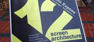 Architecture Design Studio 1 – Screen Architecture