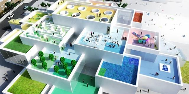 big-bjarke-ingels-group-lego-museum-billund-denmark-construction-designboom-02-818x409