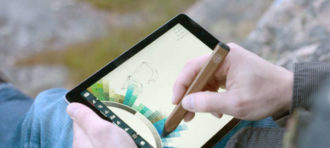 This New Drawing App Shows How Digital Software Will Save Sketching, Not Destroy It