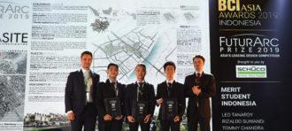 "Citation/Merit"" kompetisi FuturArc Prize 2012"