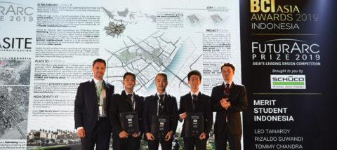 FuturArcPrize 2019 – Merit Awards