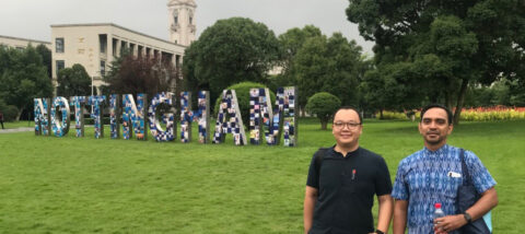 Binus – Nottingham University Ningbo, China BIM Collaboration