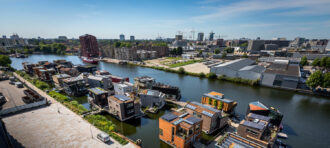 Amsterdam's Floating Neighbourhood Schoonschip Offers a New Perspective on Circularity and Resiliency
